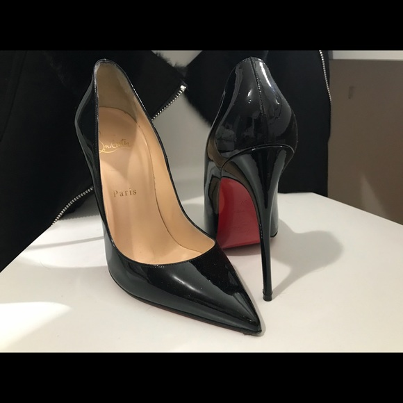 f1408a541cb5 Christian Louboutin Shoes - Authentic Christian louboutin back heels. So  Kate